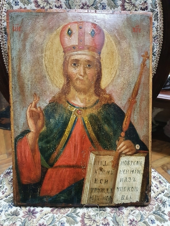 "Икона ""Иисуса Христа "", фото №2"