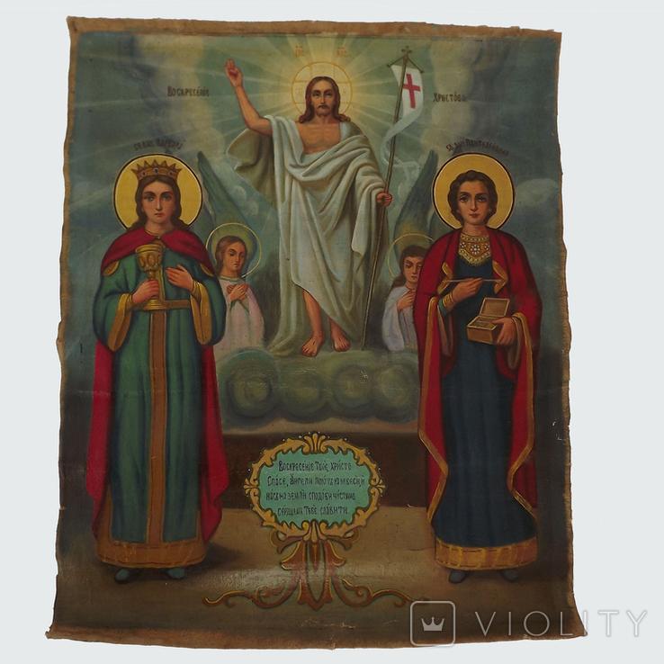 Ікона Воскресіння Христа, фото №2