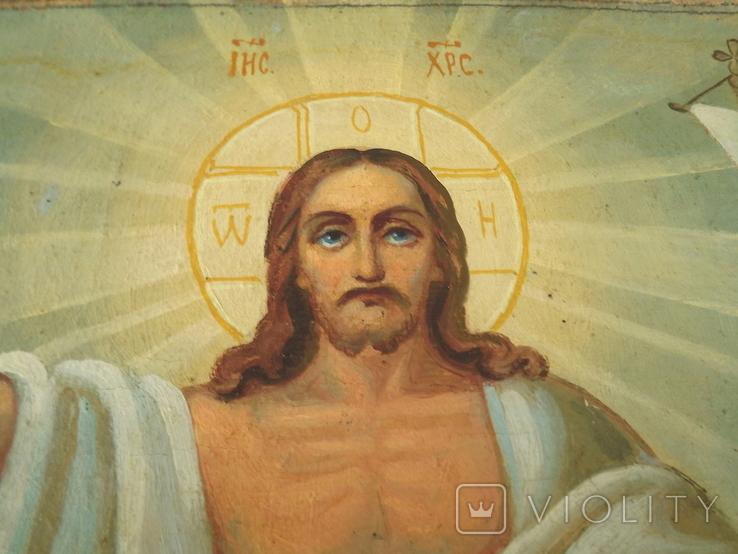 Ікона Воскресіння Христа, фото №3