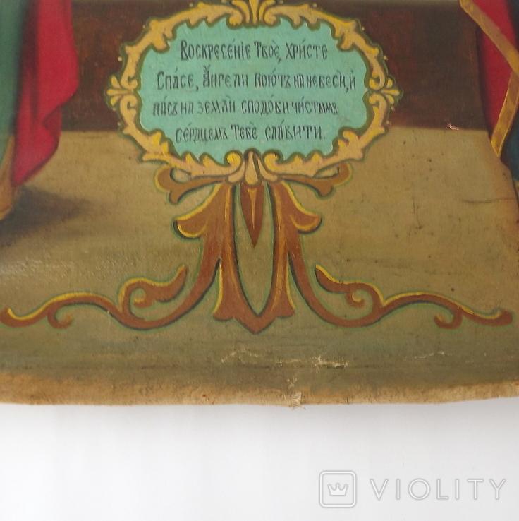 Ікона Воскресіння Христа, фото №6