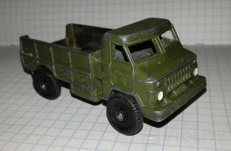 Спецтехника ГАЗ-66, фото №2