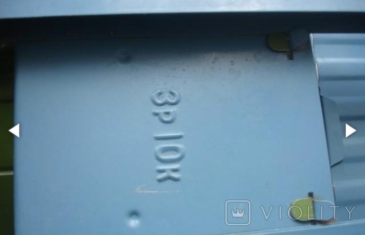 Игрушка машинка большая железная Уралец цена 3 рубля, фото №6