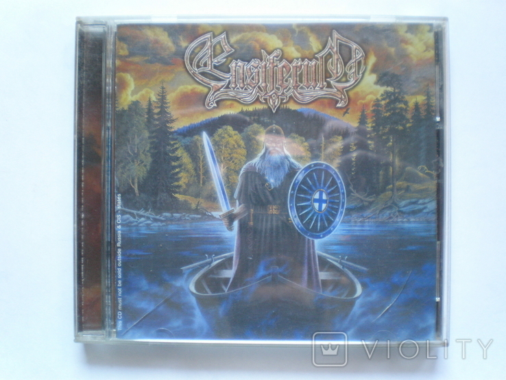 CD Ensiferum, фото №2