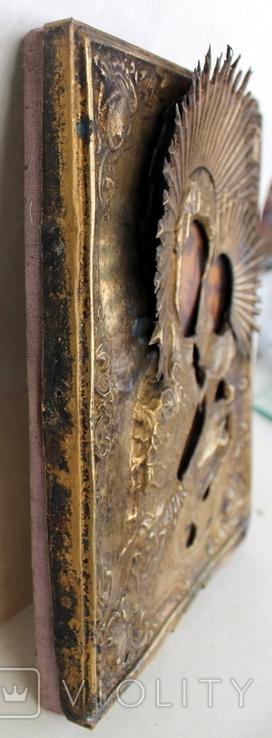 Икона ''Богородица Иверская (или Тихвинская)'', фото №6