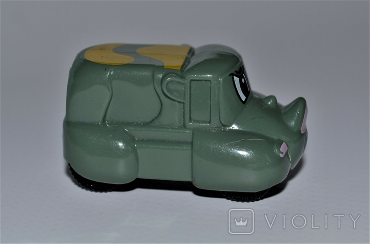 Киндер Сюрприз - фигурка игрушка Дисней Авто K97n90., фото №4