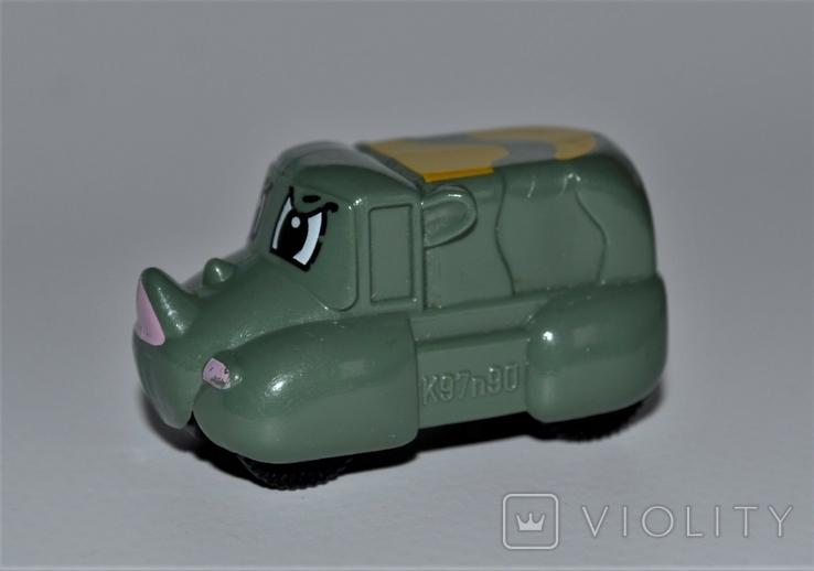 Киндер Сюрприз - фигурка игрушка Дисней Авто K97n90., фото №6