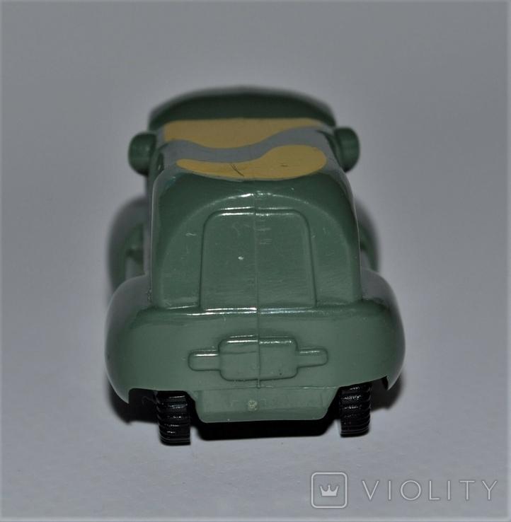 Киндер Сюрприз - фигурка игрушка Дисней Авто K97n90., фото №7