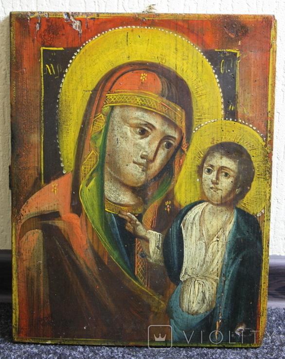 Казанская Богородица 36х28, фото №2