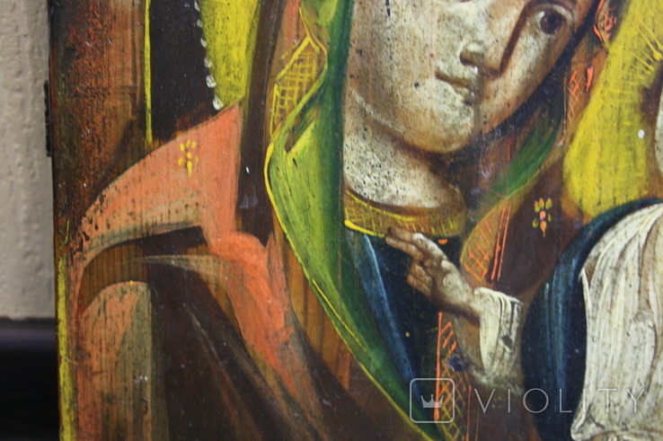 Казанская Богородица 36х28, фото №9