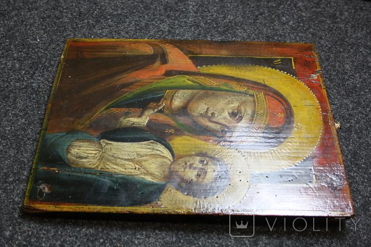 Казанская Богородица 36х28, фото №13