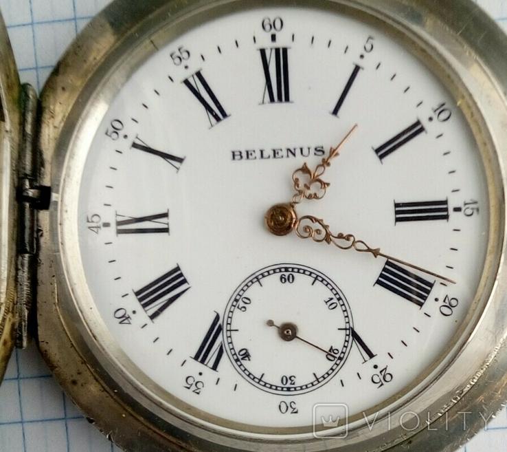 Часы. Швейцария старинные., фото №5