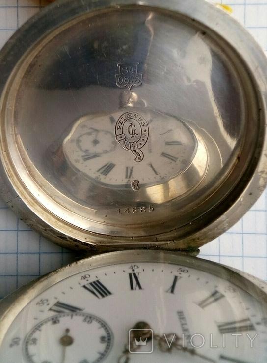 Часы. Швейцария старинные., фото №7