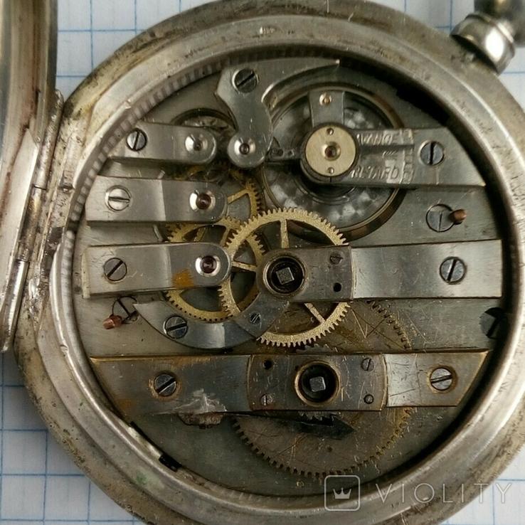 Часы. Швейцария старинные., фото №8