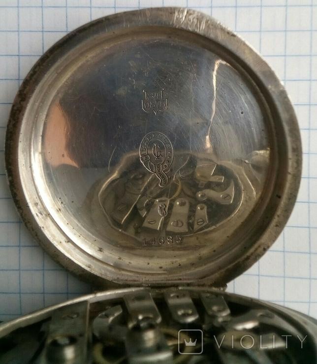 Часы. Швейцария старинные., фото №10