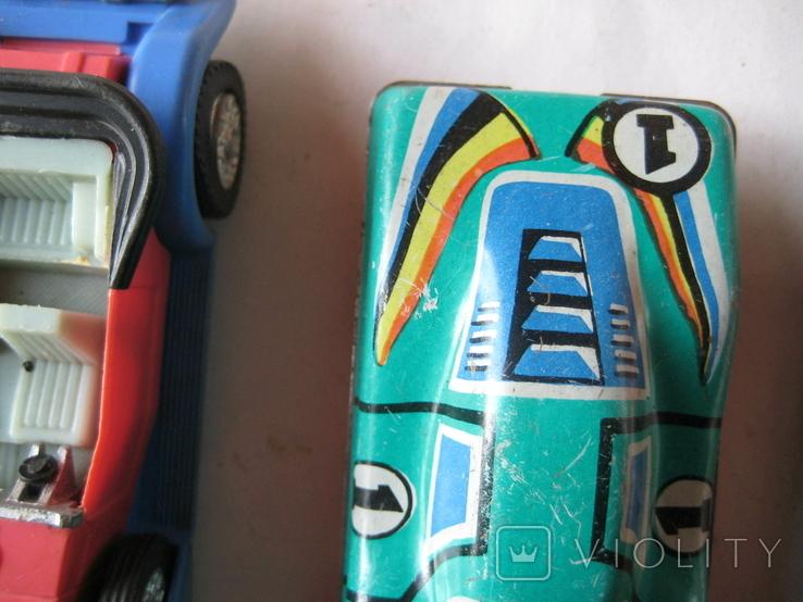 Машинки (4 шт.), фото №4