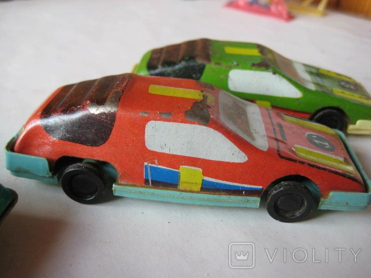 Машинки (4 шт.), фото №7