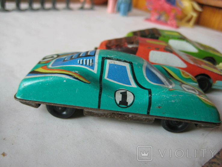 Машинки (4 шт.), фото №8