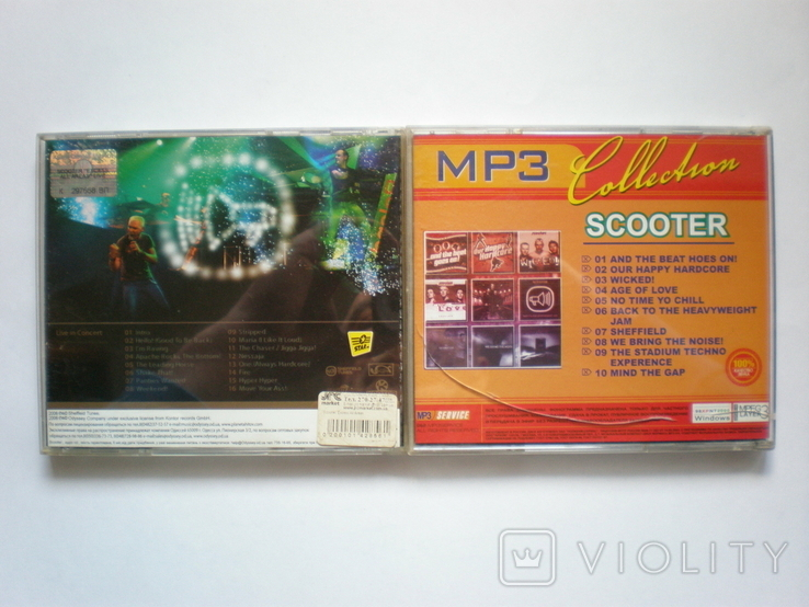 CD MP3 Scooter, фото №3