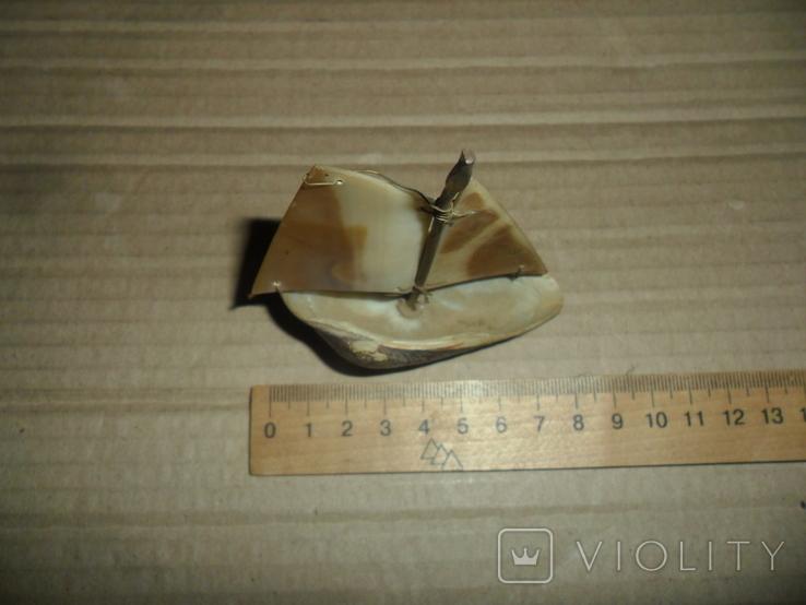 Сувенир кораблик корабль парусник, фото №5