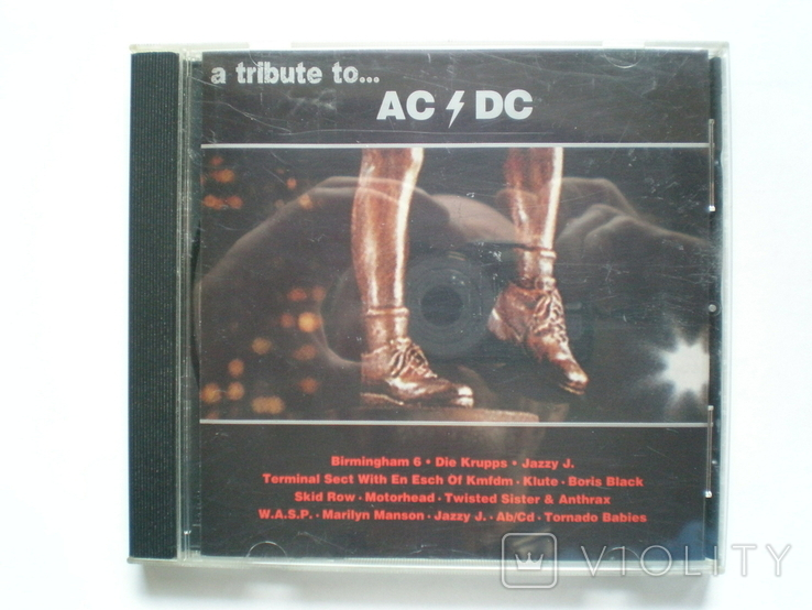 CD АС/DC, фото №4