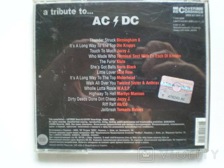 CD АС/DC, фото №5