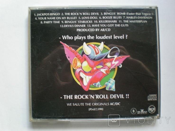 CD АС/DC, фото №8