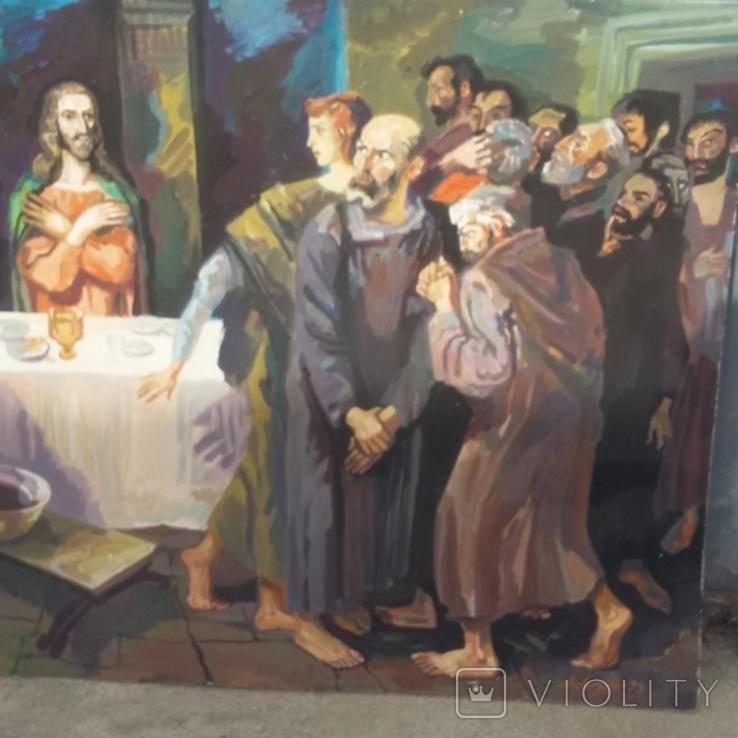 Тайная вечеря А. Лопухов., фото №2