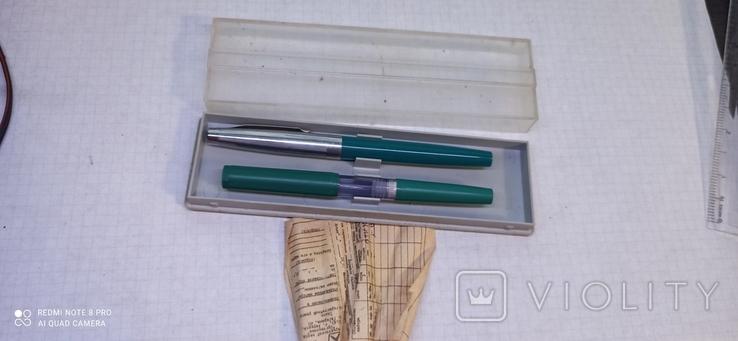 Набор перьевых ручек, фото №2