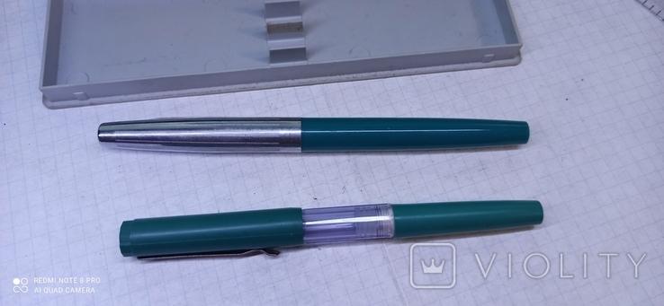 Набор перьевых ручек, фото №5