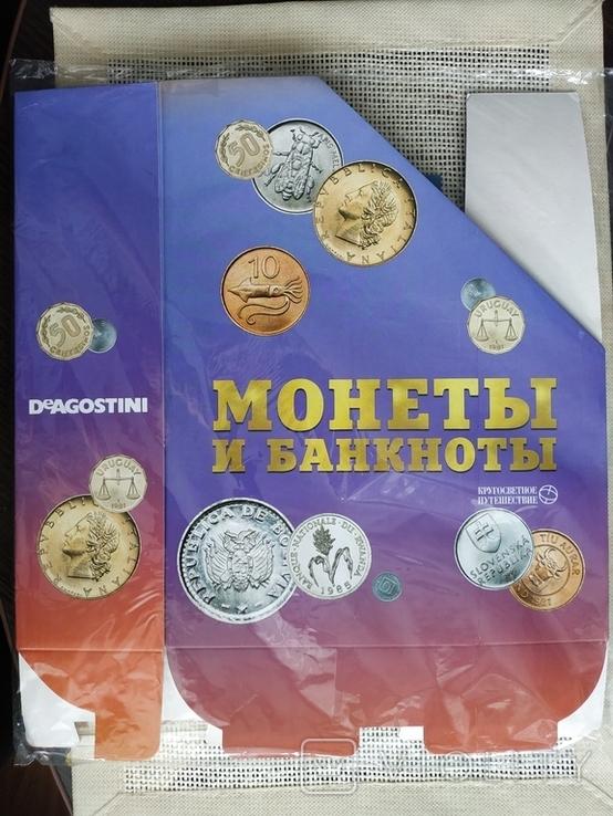 """3 журнала Монети і банкноти """"Кругосвітня подорож"""", фото №6"""