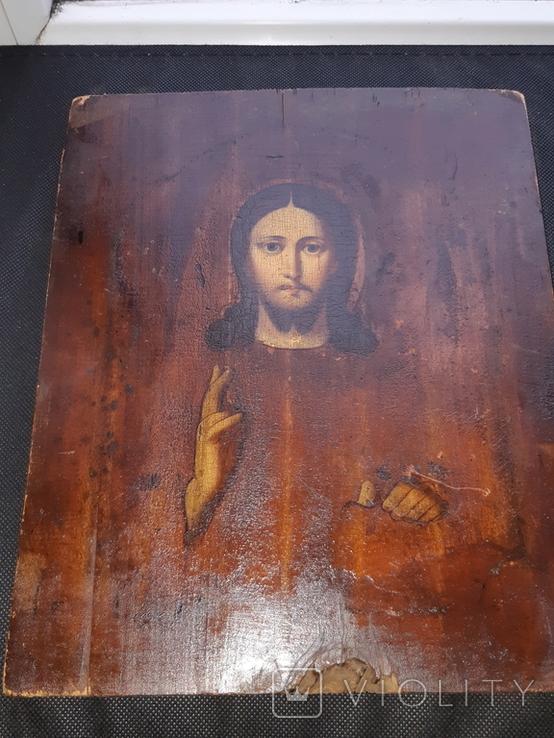 Икона Иисуса Христа., фото №7