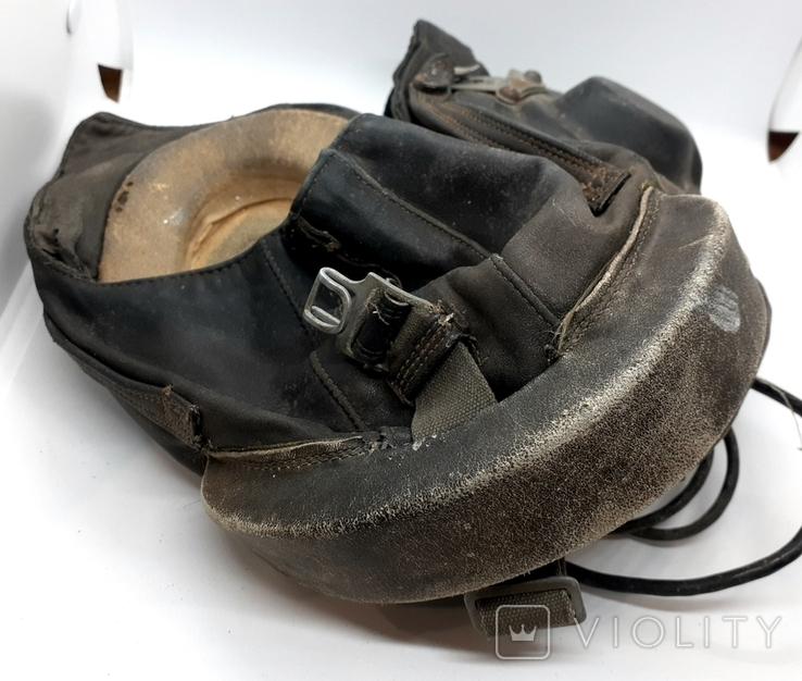 Шлем летчика, фото №7