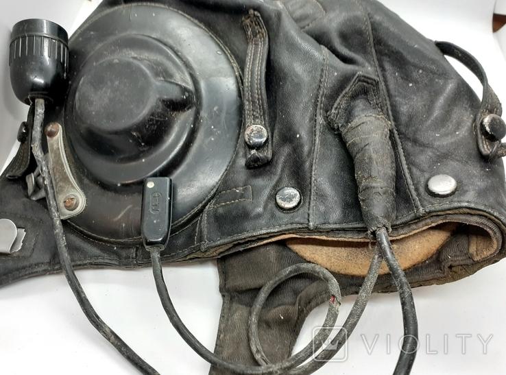 Шлем летчика, фото №8