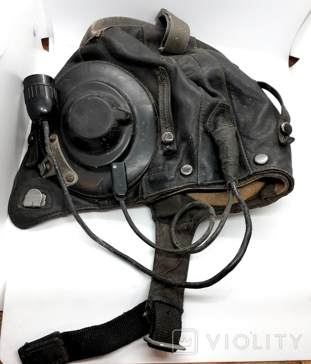 Шлем летчика, фото №9
