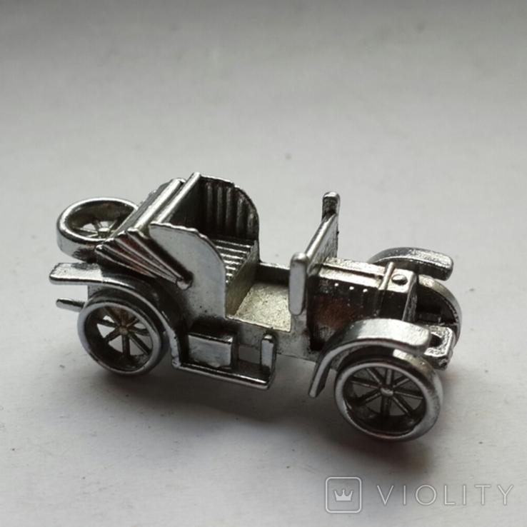 Авто сувенир СССР метал, фото №4