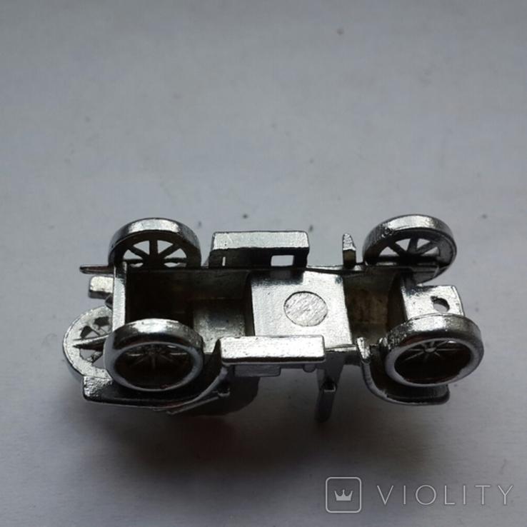 Авто сувенир СССР метал, фото №5