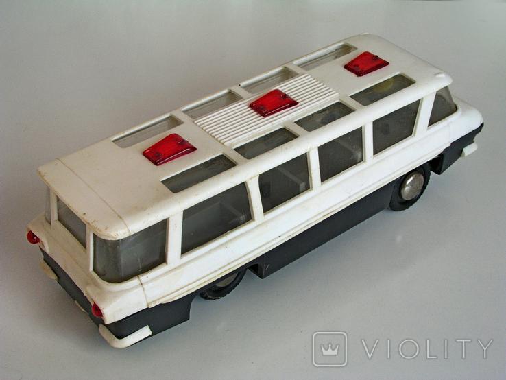 Автобус ЗИЛ 118 Юность,Салют, фото №3