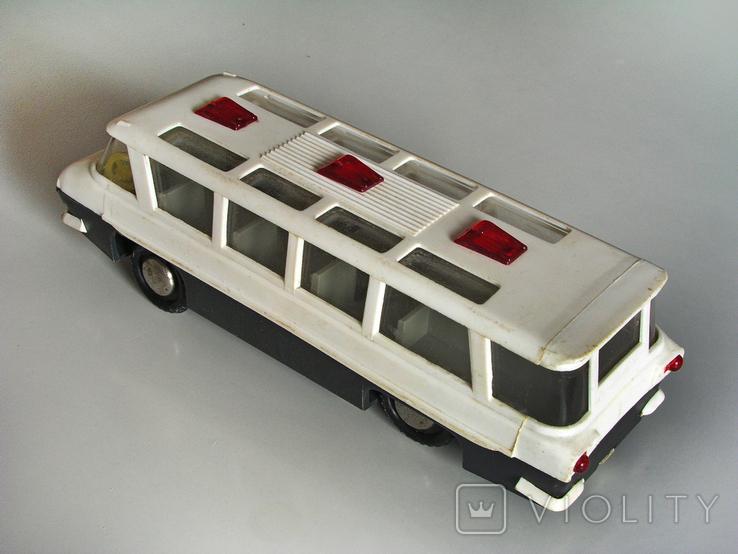 Автобус ЗИЛ 118 Юность,Салют, фото №4