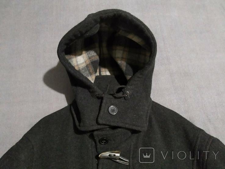 Пальто Германия Philipp Шерсть натуральная, фото №7