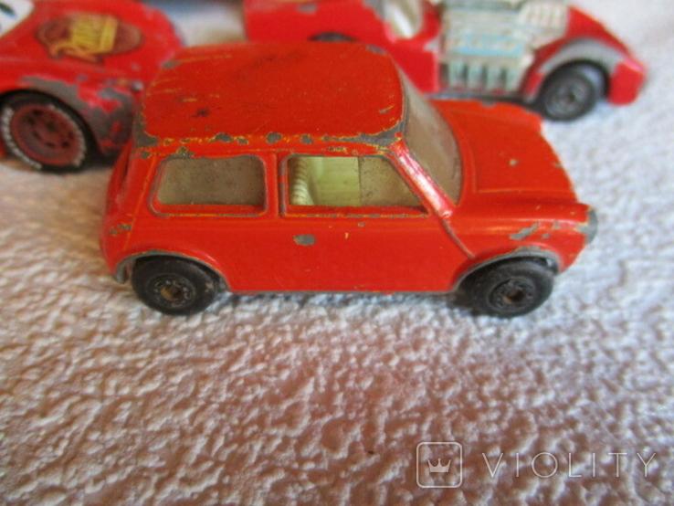 Модельки авто. (4шт), фото №3