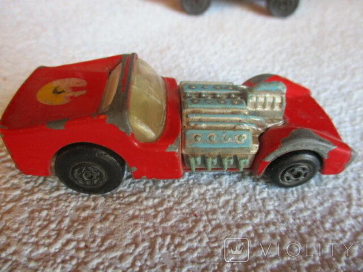Модельки авто. (4шт), фото №7