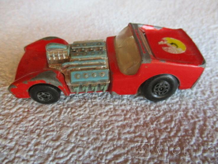 Модельки авто. (4шт), фото №8