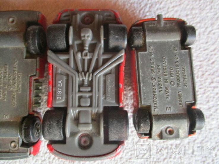 Модельки авто. (4шт), фото №12