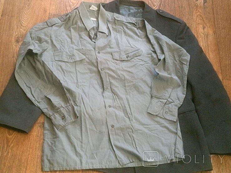 Китель + штаны (серые) разм.40, фото №4