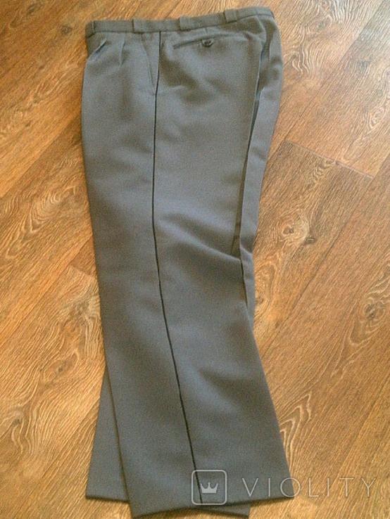 Китель + штаны (серые) разм.40, фото №11