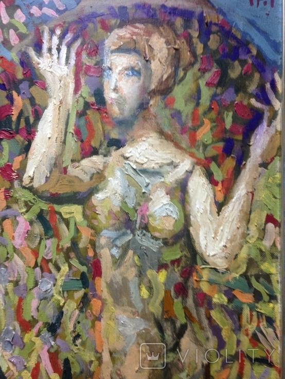 Выставочное произведение Персефона Весна Павлов Виктор Анатольевич (1947), фото №3