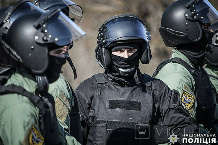 Шлем спецназа, фото №2