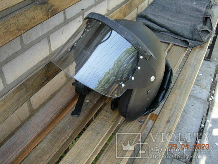 Шлем спецназа, фото №4
