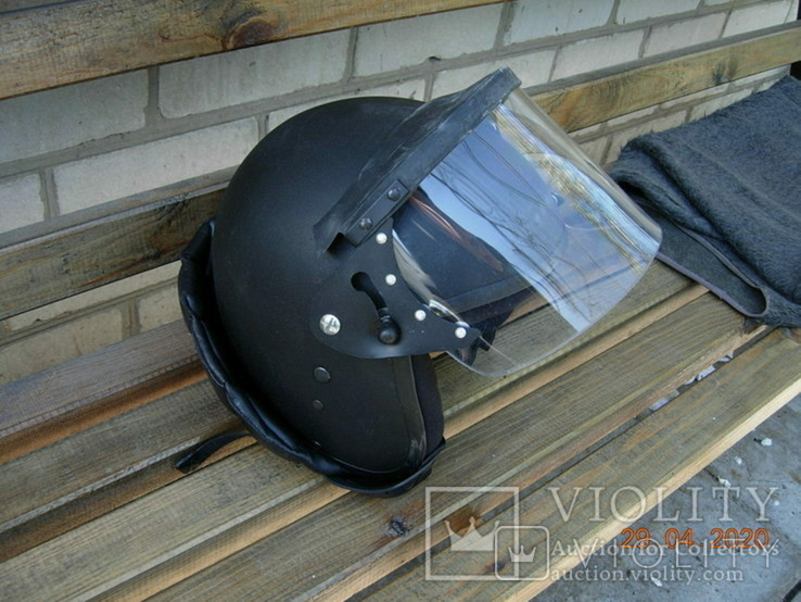Шлем спецназа, фото №7