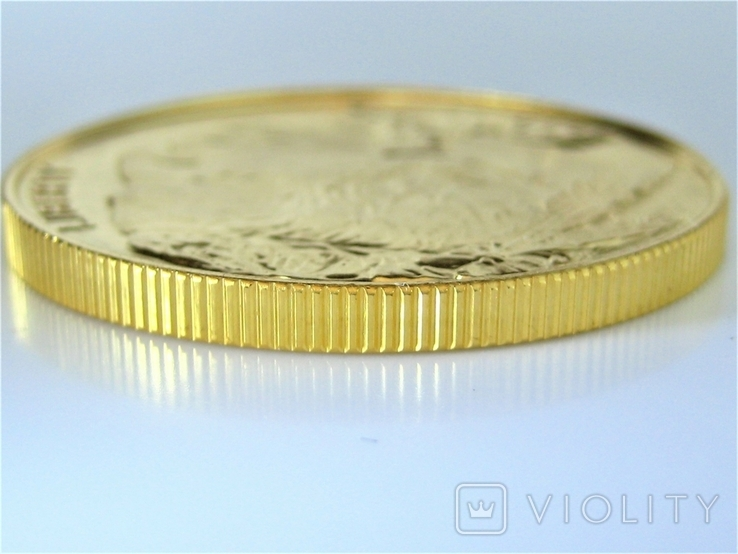США 50 долларов 2021 г. Баффало, фото №5